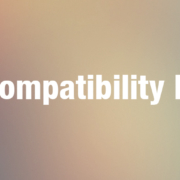HPE Compatibility Matrix Optech