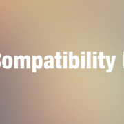 Intel Compatibility Matrix