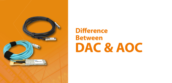 difference between DAC AOC